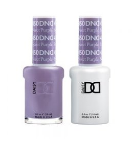 DND 450 Sweet Purple - DND Duo Gel + Lacquer