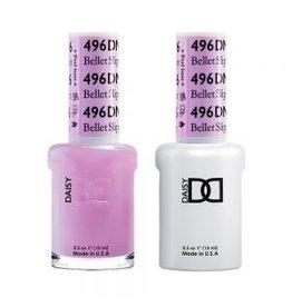 DND 496 Bellet Slipper - DND Duo Gel + Lacquer
