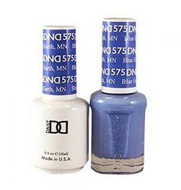 DND 575 Blue Earth MN - DND Duo Gel + Lacquer