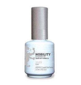 LECHAT NBGP06 Silver - Nobility Gel Polish