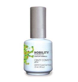 LECHAT NBGP108 Crazy Confetti - Nobility Gel Polish