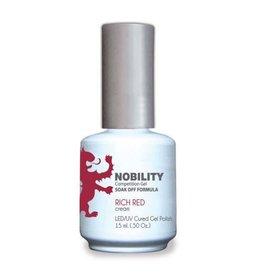LECHAT NBGP31 Rich Red - Nobility Gel Polish