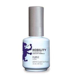 LECHAT NBGP37 Purple - Nobility Gel Polish