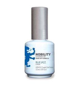 LECHAT NBGP58 Blue Jazz - Nobility Gel Polish
