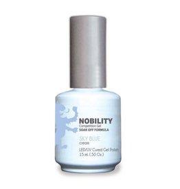 LECHAT NBGP63 Sky Blue - Nobility Gel Polish