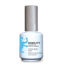 LECHAT NBGP81 Cool Blue - Nobility Gel Polish