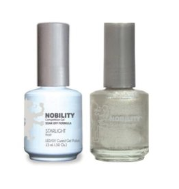 Nobility NBCS027 Starlight - Nobility Duo Gel + Lacquer