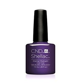 CND CND Shellac - Eternal Midnight 7.3 ml - Nightspell Collection 2017