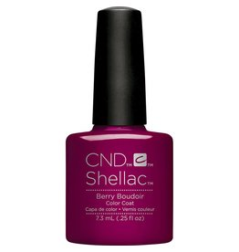 CND CND Shellac - Berry Boudoir 7.3 ml - Nightspell Collection 2017