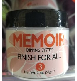 Memoir Finish for All - 3 - Memoir Dipping System
