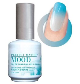 Perfect Match Angelic Dreams MPMG21 - Perfect Match MOOD - Color Changing Gel Polish