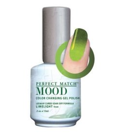 Perfect Match Limelight MPMG42 - Perfect Match MOOD - Color Changing Gel Polish