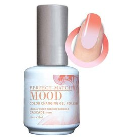 Perfect Match Cascade MPMG32 - Perfect Match MOOD - Color Changing Gel Polish