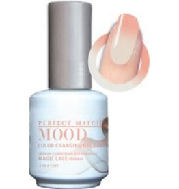 Perfect Match Magic Lace MPMG27 - Perfect Match MOOD - Color Changing Gel Polish