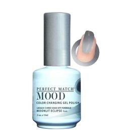 Perfect Match Moonlit Eclipse MPMG16 - Perfect Match MOOD - Color Changing Gel Polish