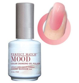 Perfect Match Cherry Blossom MPMG17 - Perfect Match MOOD - Color Changing Gel Polish