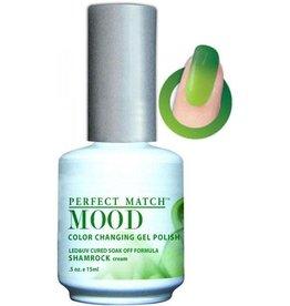 Perfect Match Shamrock MPMG22 - Perfect Match MOOD - Color Changing Gel Polish