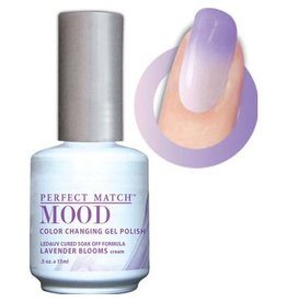 Perfect Match Lavender Blooms MPMG20 - Perfect Match MOOD - Color Changing Gel Polish