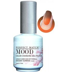 Perfect Match Desert Sunrise MPMG23 - Perfect Match MOOD - Color Changing Gel Polish