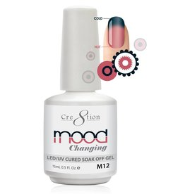 Cre8tion M12 - Cre8tion MOOD Changing - Gel Polish
