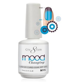 Cre8tion M15 - Cre8tion MOOD Changing - Gel Polish