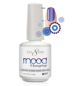 Cre8tion M17 - Cre8tion MOOD Changing - Gel Polish