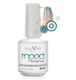Cre8tion M18 - Cre8tion MOOD Changing - Gel Polish