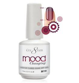 Cre8tion M19 - Cre8tion MOOD Changing - Gel Polish