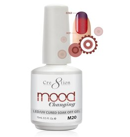 Cre8tion M20 - Cre8tion MOOD Changing - Gel Polish