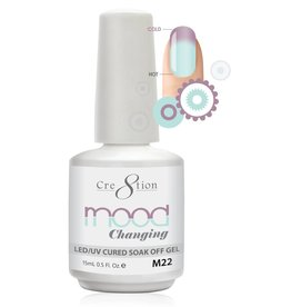 Cre8tion M22 - Cre8tion MOOD Changing - Gel Polish