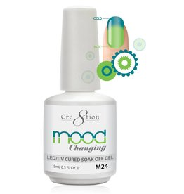 Cre8tion M24 - Cre8tion MOOD Changing - Gel Polish