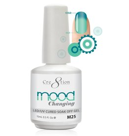 Cre8tion M25 - Cre8tion MOOD Changing - Gel Polish
