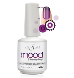 Cre8tion M27 - Cre8tion MOOD Changing - Gel Polish