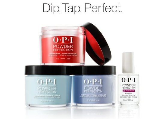 OPI Dipping Powder Demo Show, April 29-30, 2018