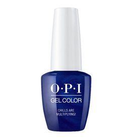 OPI GC G46 - Chills Are Multiplying! - OPI Gel Color - Grease Collection Summer 2018
