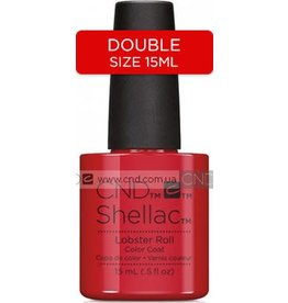 CND CND Shellac L - Lobster Roll 2x More/Plus 15ml - Limited Edition