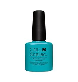 CND CND Shellac L - Aqua-Instance 2x More/Plus 15ml - Limited Edition