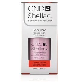 CND CND Shellac L - Fragrant Freesia 2x More/Plus 15ml - Limited Edition