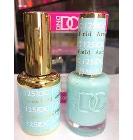DND 125 ARCTIC FIELD - DND DC Duo Gel Matching Color