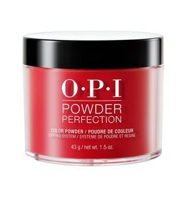 OPI DPN25 Big Apple Red 43 g (1.5oz) - OPI Powder Perfection