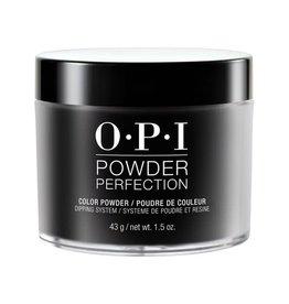 OPI DPT02 Black Onyx 43 g (1.5oz) - OPI Powder Perfection