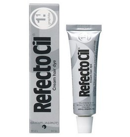 RefectoCil RefectoCil Cream Hair Dye #1.1 graphite 15 ml or 0.5 oz