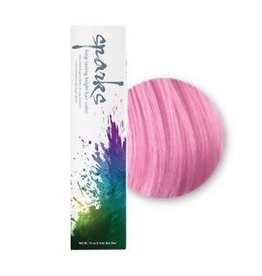 Pink Kiss SPARKS 90ml long-lasting bright hair color