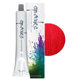 Red Hot SPARKS 90ml long-lasting bright hair color