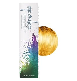 Sunburst Yellow SPARKS 90ml long-lasting bright hair color