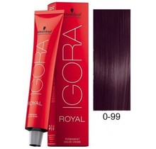 #0-99 Violet Concentrate - Royal IGORA Schwarzkopf Permanent Color Creme