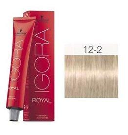 Schwarzkopf #12-2 Special Blonde Ash - Royal IGORA Schwarzkopf Permanent Color Creme