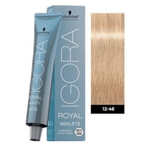#12-46 Special Blonde Beige Chocolate - Royal Highlifts IGORA Schwarzkopf Permanent Color Creme