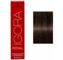 IGORA 4-65 Medium brown chocolate gold
