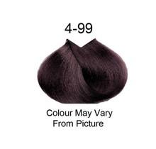 #4-99 Medium Brown Violet Extra - Royal IGORA Schwarzkopf Permanent Color Creme
